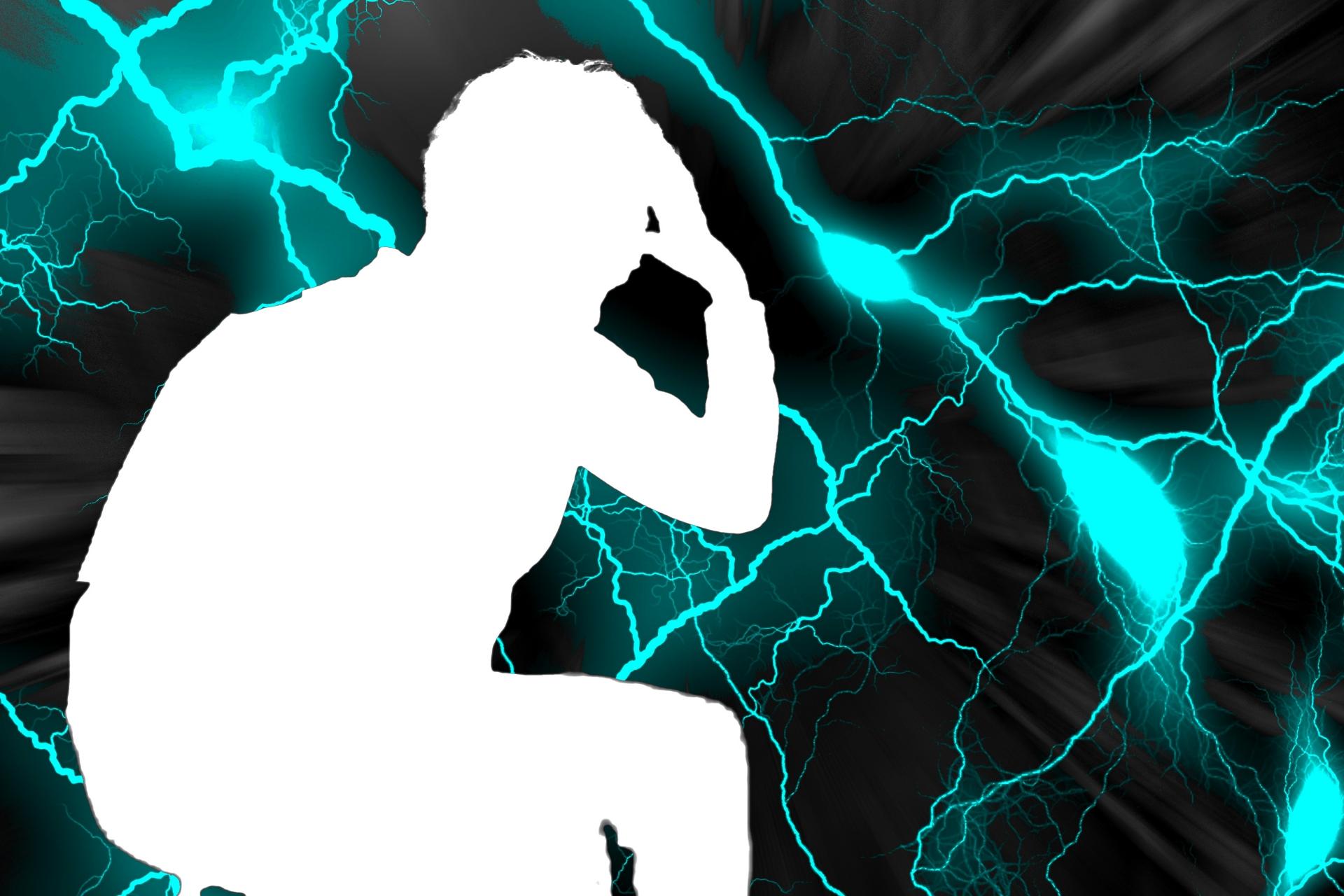 しびれは神経の圧迫などで起きます