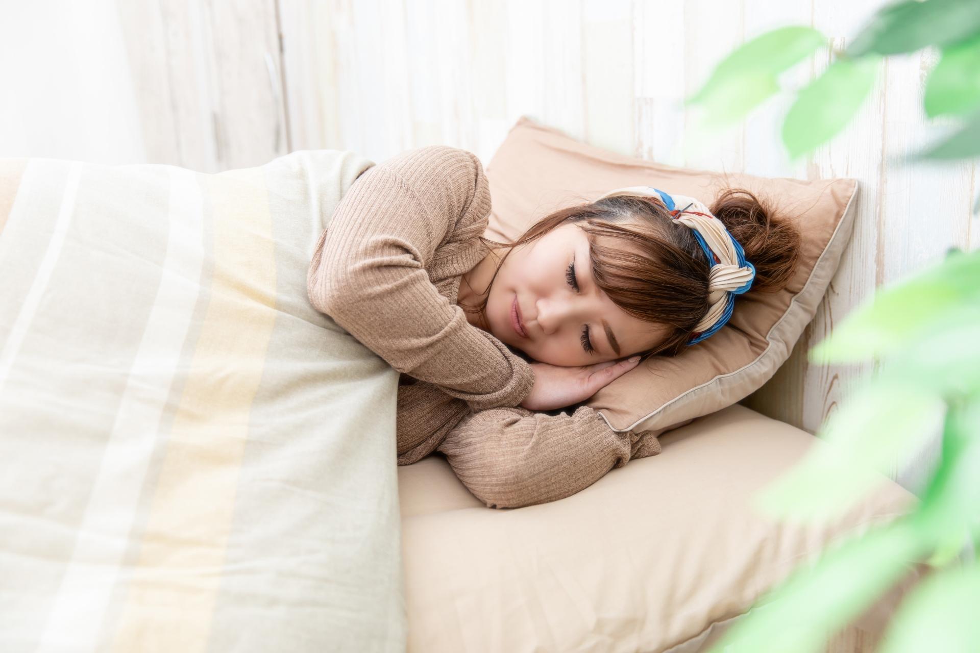 寝る前の自己暗示でリラックスしてぐっすり